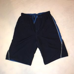 Men's swim shorts/ board shorts/ bathing suit.